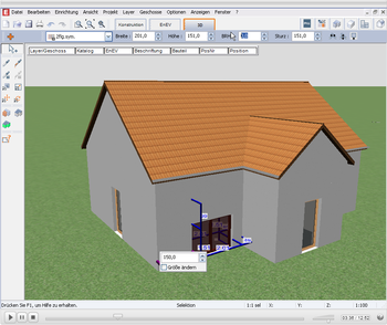 EVEBI Energieberatersoftware - Schnittstelle CAD - IFC
