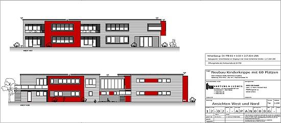 Energieberatung/-planung Neubau NWG, Kindertagesstätte