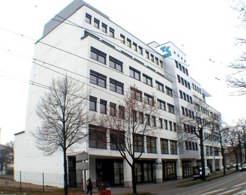 Energieberatung NWG, Verwaltungsgebäude