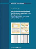 EVEBI Energieberatersoftware - Fachtexte zur Sanierung