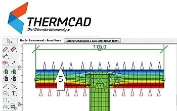 EVEBI Energieberatersoftware - Wärmebrückenberechnung - Schnittstelle