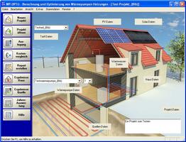 WP-OPT Wärmepumpensimulation