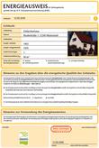 EVEBI Energieberatersoftware - Energieausweis über dena-Schnittstelle